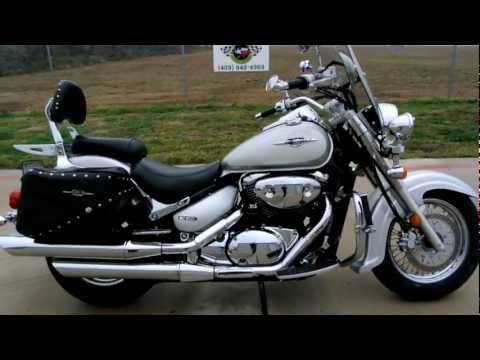 2007 Suzuki Boulevard C50 Loaded With Accessories