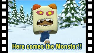 Here comes the Monster!! (40min) | Kids movie | Animated Short | Pororo mini movie