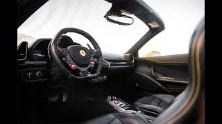 How to operate the Ferrari 458 Italia | Royalty Exotic Cars