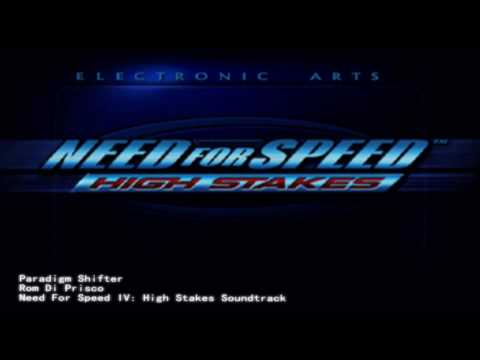 Need for Speed IV Soundtrack Paradigm Shifter