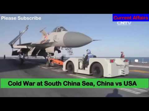 watch Cold War at South China Sea, China vs USA