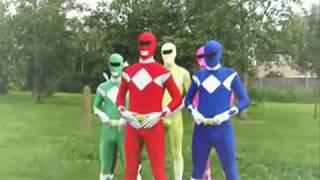 Los Pawer Rangers Regresaron