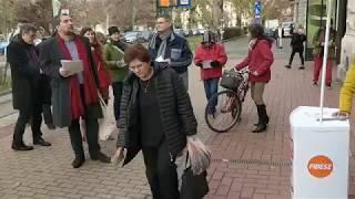 Flashmob Szegeden