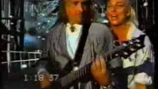 Gianna Nannini intervista 1987