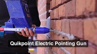 Quikpoint Electric Mortar Pointing Gun