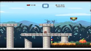 PGE [Super Mario Bros. X (SMBX)] - Speed Maker Showcase - Shantae Level