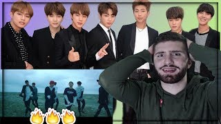 FIRST TIME LISTENING TO BTS | REACTION (방탄소년단 'Save ME' MV)