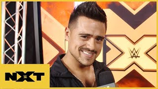 Angel Garza accuses Joaquin Wilde of being a knockoff: NXT Exclusive, June 26, 2019