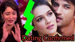 Ankita Lokhande cries loud on Sushant & Kriti Sanon