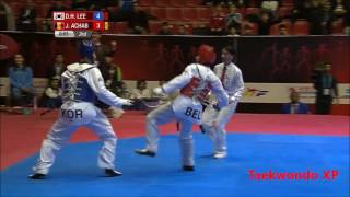 Taekwondo Best Moments and Kicks