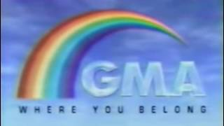 GMA 7 - Station ID (September 1, 1998)