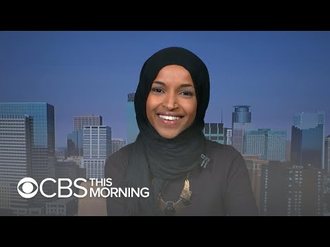 Minnesota s Ilhan Omar hopes to bring unique insight into lives of refugees