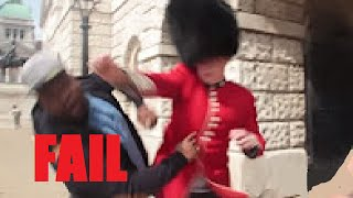 Funny Videos Compilation 2016 - Funny Royal Guard - People Messing with Royal Guards