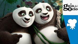 Kung Fu Panda 3 ( Kung Fu Panda 3 ) - Trailer castellano