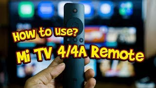 How to use Mi TV Remote and control your Set-top box, in Tamil