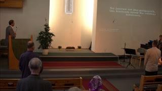 Jumalateenistus (12.11.2017) Kristlasena Maailmas 7/10
