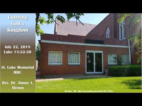 Xxx Mp4 Sunday School Lesson Entering God S Kingdom 07222018 SLM Teacher S Meeting 3gp Sex