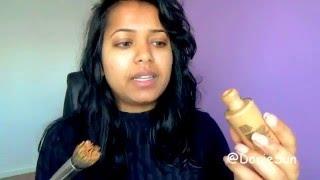 සිංහල  Sri lankan   Easy Make up look in Sinhala - සිංහල Sri Lanka