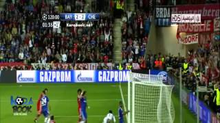 Bayern Munich vs Chelsea 2-2 (5-4) All Goals & Highlights and Full Penalties HD