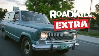 See More About the Roadkill Garage Jeep Wagoneer - Roadkill Extra