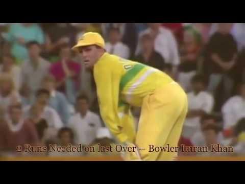 Cricket Highlight 2016 in last bol six