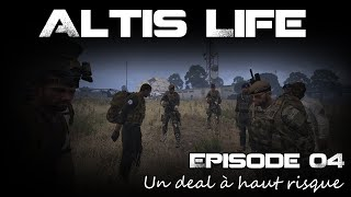 [Replay] Altis Life S05EP04 - Un deal à haut risque (Rebelle)