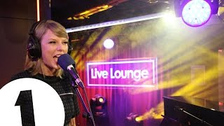 Taylor Swift covers Vance Joy's Riptide in the Live Lounge