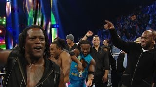 What won't air on SmackDown: R-Truth's birthday surprise
