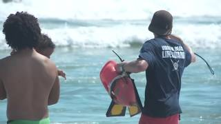 Lifeguard Water Rescues