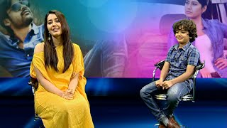Child Actor Michael to make fun of Rashi Khanna || Supreme Movie || Vanitha TV
