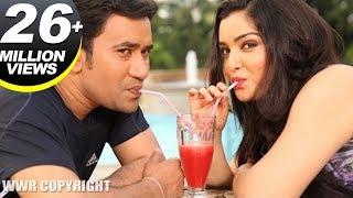 Dinesh Lal Yadav - Aamarapali Dubey Romance......!!!!