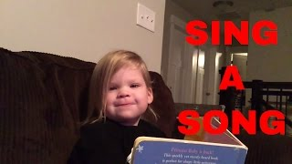SCARLETT SINGS YOU A WHOLE SONG!