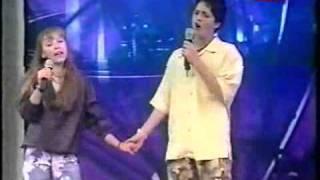 Christopher Uckermann y Belinda Amor Primero 2001