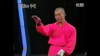 Shaolin Monk Shi Xing Hong vs Taekwondo Master
