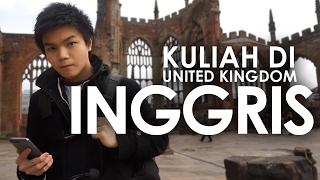 Kuliah Di INGGRIS (Coventry University) - RyanTale #1