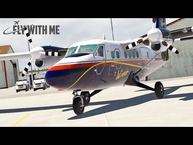Island Hopping, World Traffic 3 | X-Plane 11 Live!