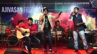Anish & Deepak's performance at Ajivasan Fest 2015