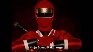Ninja Sentai Kakuranger Episode Previews [Re-Upload]