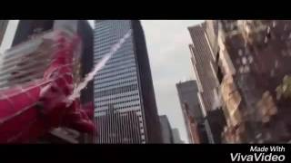 Spider man vs flash muzic video