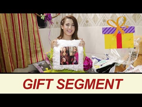 Xxx Mp4 Alisha Panwar Receives Amp Opens Gifts From Her Fans Ishq Mein Marjawan Exclusive 3gp Sex