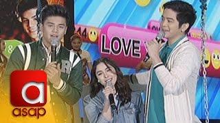 ASAP: Julia, Ronnie and Joshua sing