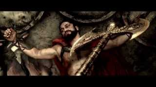 300: Rise of an Empire Themistocles vs Xerxes