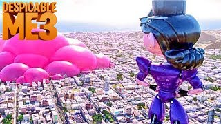 Despicable Me 3 'Giant Robot' Balthazar Bratt Trailer (2017) Animated Movie HD