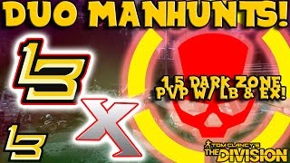 Duo Manhunts w/ LB & Exuhz! Part 1 (The Division)