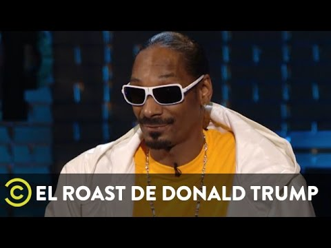 El Roast de Donald Trump Snoop Dogg