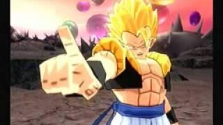 DBZ Budokai Tenkaichi 3 #39- Fusion Reborn! Goku & Vegeta