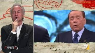 L'intervista a Silvio Berlusconi che sostiene il no al referendum costituzionale