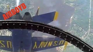 Blue Angels F/A-18 Cockpit Video