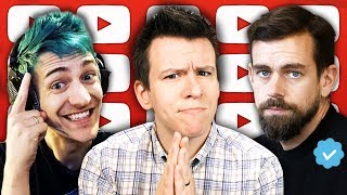 """Why Fortnite Is """"Bad For You"""" Controversy, Twitter News Scandal Incoming, 3 Californias & More..."""