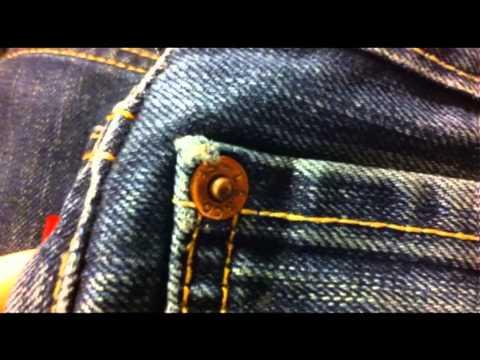 Spotting Fake Levis Jeans